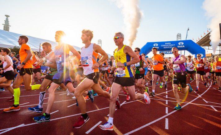 Maratonas Internacionais: prova de Amsterdam começa e termina no Estádio Olímpico.