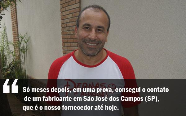 Eduardo Godoy: fundador do Grupo Pernas de Aluguel. (Foto: David Prado)