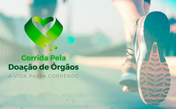 Superação na corrida pela vida: 1ª Corrida pela Doação de Órgãos em São Paulo.