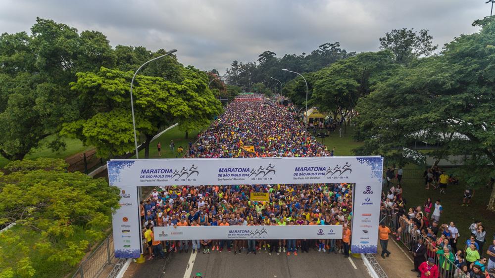 Maratona de SP: mudanças no percurso.
