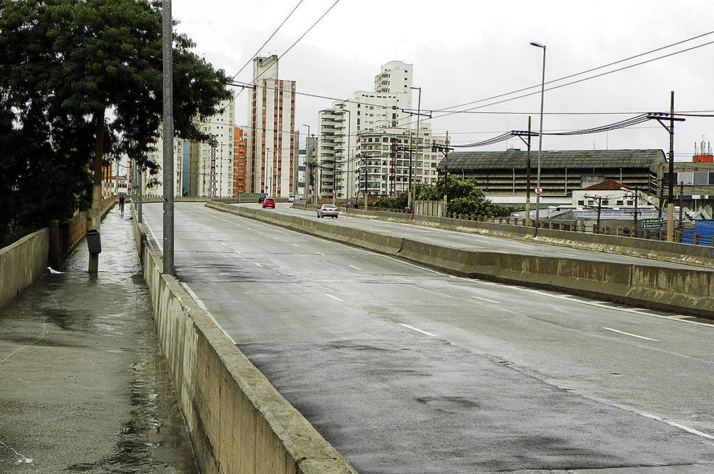 São Silvestre - Viaduto Engenheiro Orlando Murgel